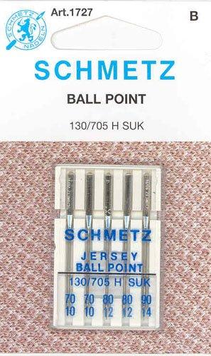 Schmetz Ball Point Machine Needle Assortment