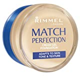 Rimmel Match Perfection Cream Gel Foundation 103 True Ivory