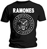 Bravado Herren T-Shirts   - Schwarz - Black - Medium (Herstellergröße: Medium)