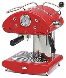 Espressione Café Retro Espresso Machine, Red, Garden, Lawn, Maintenance made by Garden-Outdoor