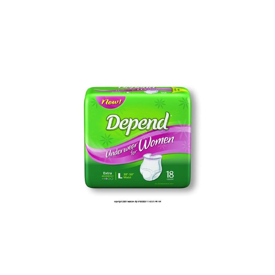 9307fc6ed Depends Protective Underwear For Women And Men Health on PopScreen