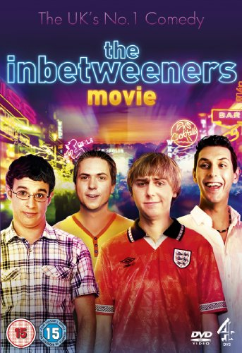 The Inbetweeners Movie [DVD]