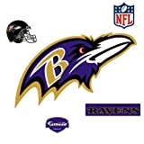 Baltimore Ravens Logo Wall Decal
