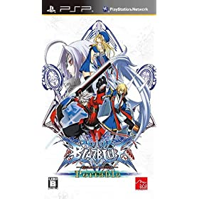 BLAZBLUE Portable(�u���C�u���[ �|�[�^�u��)