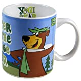 Yogi Bear Mug, Smarter Than The Average Bear