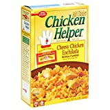Chicken Helper, Cheesy Chicken Enchilada, 9.2-Ounce Boxes (Pack of 12)
