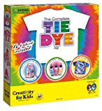 Creativity For Kids The Complete Tie Dye Kit