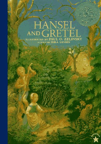 Hansel and Gretel, RIKA LESSER