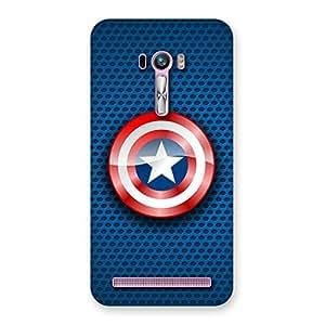 Ajay Enterprises Powerful center Cheild Back Case Cover for Zenfone Selfie