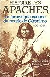 echange, troc Jean-Louis Rieupeyrout - Histoire des Apaches