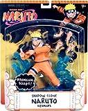 Naruto Mattel Deluxe 8 Inch Premium Sculpt Figure Shadow Clone Naruto Uzumaki