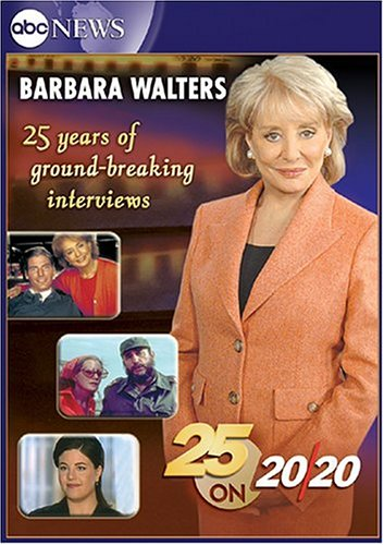 Cover art for  Barbara Walters: 25 on 20/20