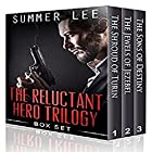 The Reluctant Hero: The Complete Trilogy: A Christian Thriller Hörbuch von Summer Lee Gesprochen von: Robert Grothe