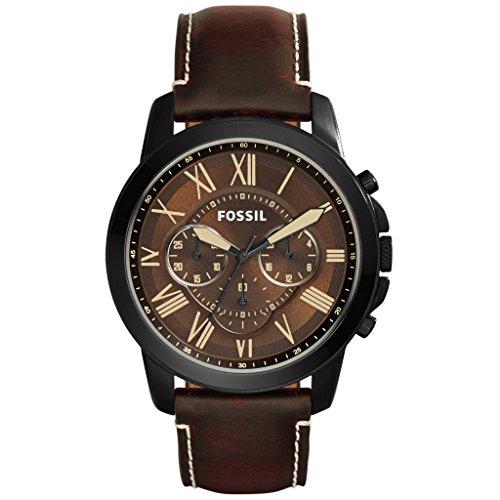 Fossil FS5088 Reloj de Hombres