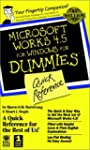 Microsoft Works 4.5 for Dummies Quick...