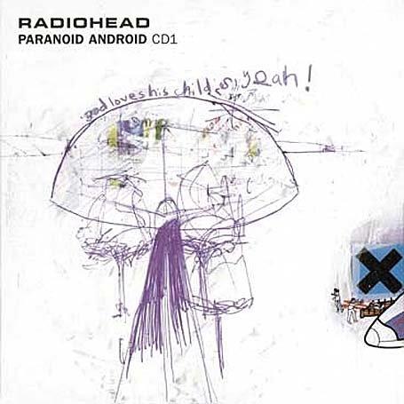 Radiohead - Paranoid Android CD2 - Zortam Music