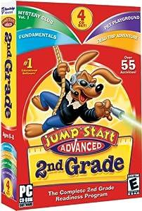 Jumpstart Advanced 2nd Grade V2.0