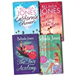 Belinda Jones Collection 4 Books Set Pack RRP: �27.96 (Cafe Tropicana, Living la Vida Loca, The Love Academy, California Dreamers)by Belinda Jones