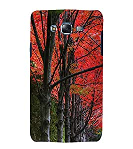 Beautiful Trees 3D Hard Polycarbonate Designer Back Case Cover for Samsung Galaxy J7 J700F (2015 OLD MODEL) :: Samsung Galaxy J7 Duos :: Samsung Galaxy J7 J700M J700H