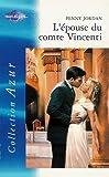 echange, troc Penny Jordan - L'épouse du comte Vincenti : Collection : Harlequin azur n° 2337