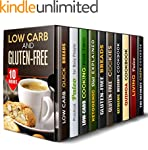 Low Carb and Gluten-Free Box Set (10...
