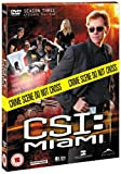 C.S.I: Crime Scene Investigation - Miami - Season 3 Part 1 [DVD] [2004]