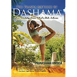 Gordon, Dashama Konah - Power Yoga Breakthrough