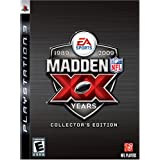 Madden NFL 09 20th Anniversary - Collectors Edition (PS3)