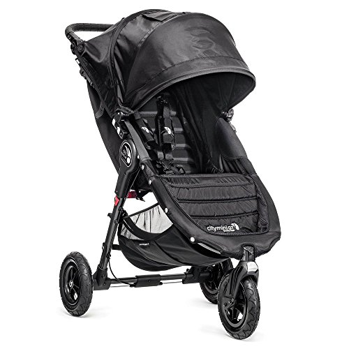 Baby-Jogger-City-Mini-GT-Silla-de-paseo-color-negro