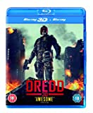 Dredd (Blu-ray 3D + Blu-ray)