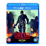 Dredd (Blu-ray 3D + Blu-ray)by Karl Urban