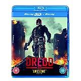 Dredd (Blu-ray 3D + Blu-ray)by Karl Urban