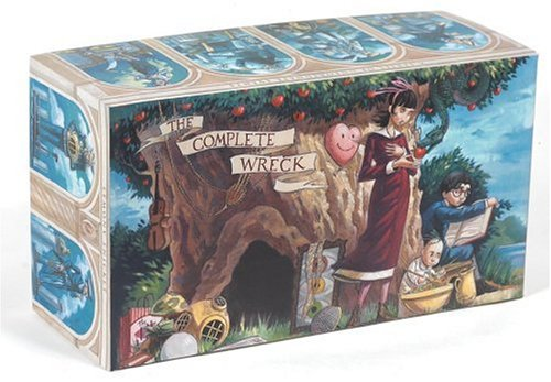 A Series of Unfortunate Events Box: The Complete Wreck