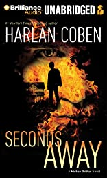 Seconds Away: A Mickey Bolitar Novel (Mickey Bolitar Series)