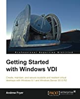 Getting Started with Windows VDI Front Cover