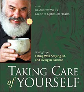 "Cover of ""Taking Care of Yourself"""