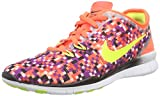 Nike Women's Free TR 5.0 Fit 5 Print Multisport Indoor Shoes