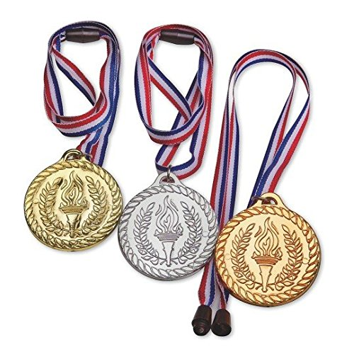 Reward Medals (Medals Gold Silver Bronze compare prices)