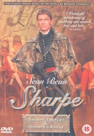 Sharpe's - Rifles and Eagles [DVD] [1993]