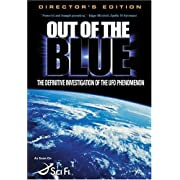 Out of the Blue - The Definitive Investigation of the UFO Phenomenon (DVD) By Peter Coyote          Buy new: $15.22 29 used and new from $4.16     Customer Rating: