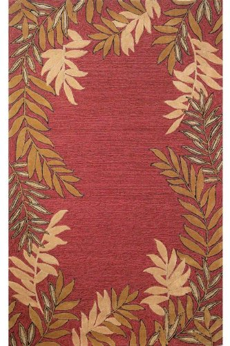 Breezy Shores Area Outdoor Area Rug, 2'3