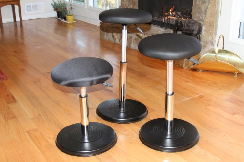 Kore Executive Hi Rise Wobble Chair Stool For Office