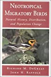 Summarizes practical data about the distribution and breeding habitat requirements of migratory birds in North and South America, with natural history accounts of some 350 species of Neotropical migrants. Entries include a brief description o...