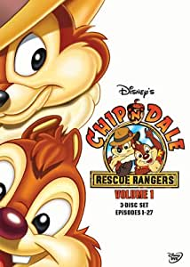 Chip 'n Dale Rescue Rangers - Volume 1