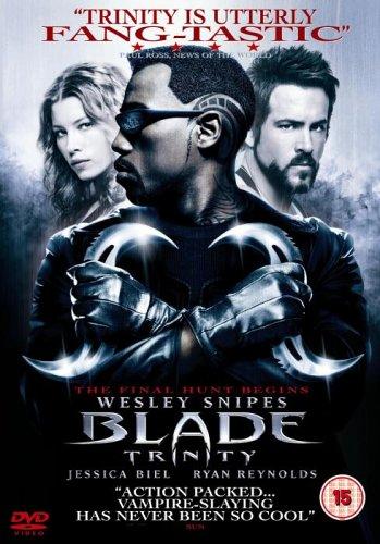 Blade Trinity [DVD]