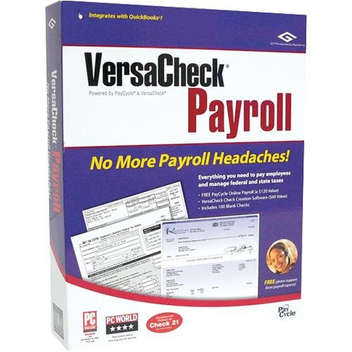 G7 Productivity VersaCheck Payroll