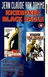 echange, troc Kickboxer / Black Eagle [VHS]