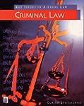 Key Issues in Law: Criminal Law (Key...