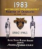 1983 Register of Graduates and Former Cadets…