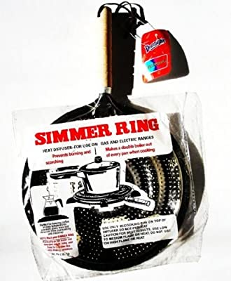 Simmer Ring Heat Diffuser from Dependable
